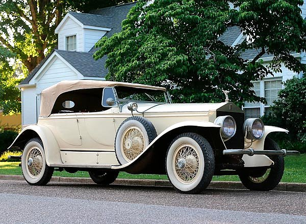 Rolls-Royce Phantom Derby Speedster by Brewster (I) '1928