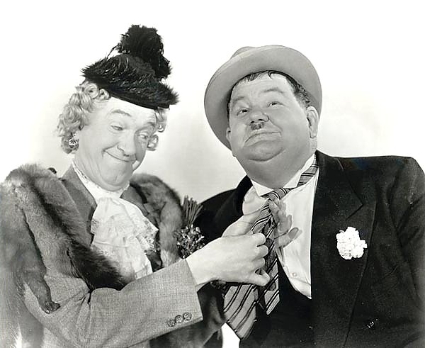 Laurel & Hardy 3