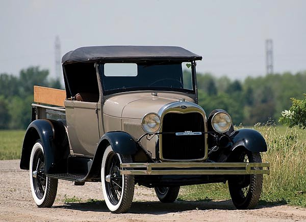 Ford Model A Roadster Pickup '1927–31