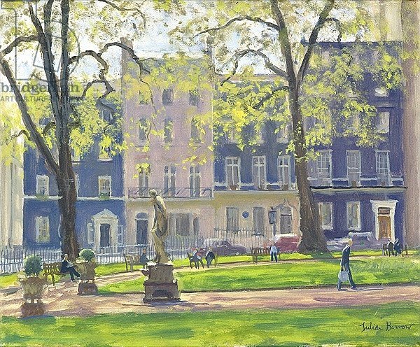 Berkeley Square, South West Corner