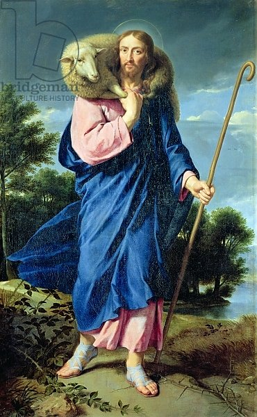 The Good Shepherd, c.1650-60