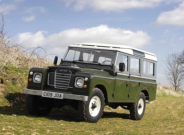 Land Rover Series III LWB '1971–85