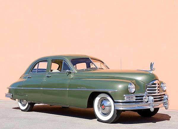 Packard Super Deluxe Eight Touring Sedan '1949