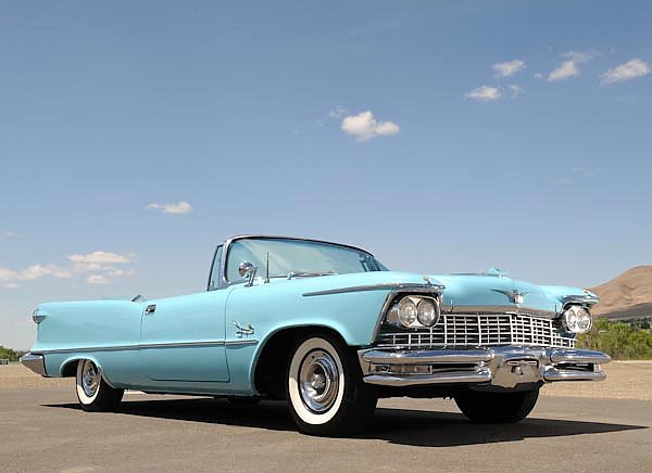Chrysler Imperial Convertible '1957