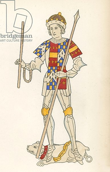 Henry Beauchamp, Duke of Warwick, 1483-85