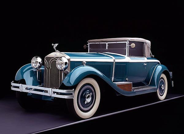 Isotta-Fraschini Tipo 8A Cabriolet by Castagna '1929
