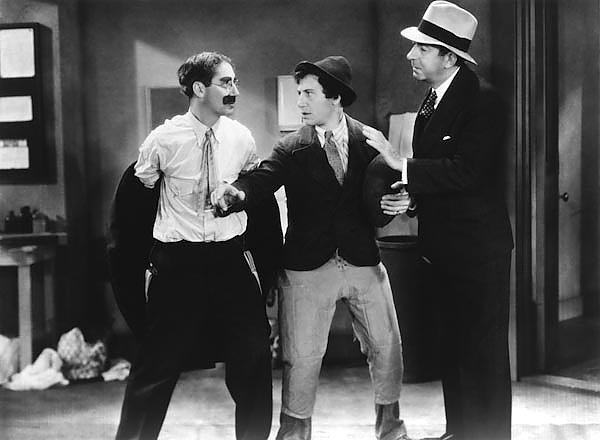 Marx Brothers (Horse Feathers) 2