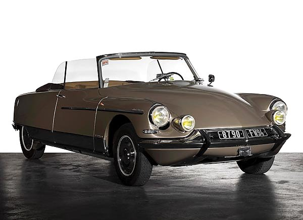 Citro?n DS 21 Cabriolet ''Palm Beach'' by Chapron '1966