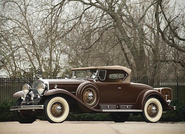 Cadillac V16 452 452-A Roadster by Fleetwood '1930–31