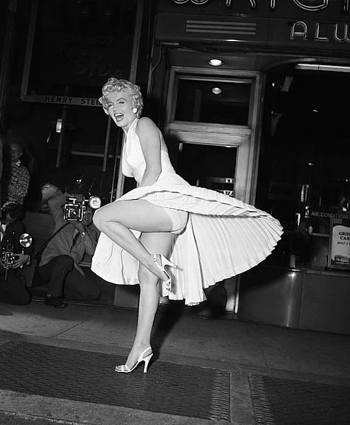 Monroe, Marilyn (Seven Year Itch, The) 7