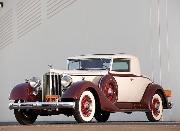 Packard Eight Coupe '1934