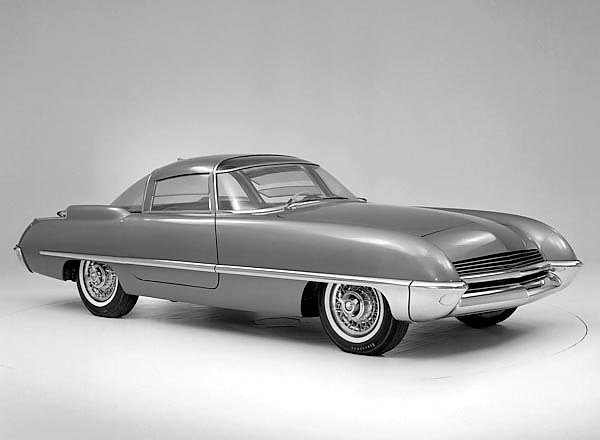 Ford Cougar Concept Car '1962