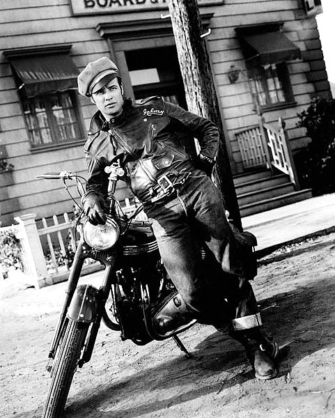 Brando, Marlon (Wild One, The)