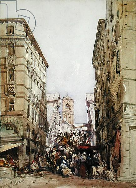 The Rialto, August 1846