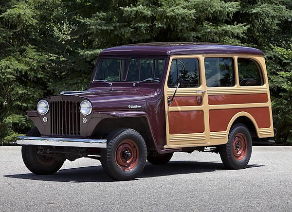Willys Station Wagon '1949