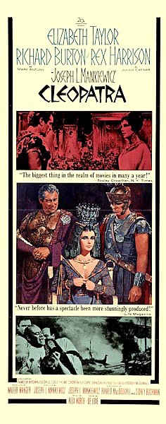 Poster - Cleopatra (1963) 3