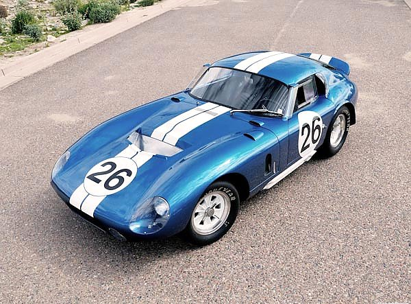 Shelby Cobra Daytona Coupe '1964–65