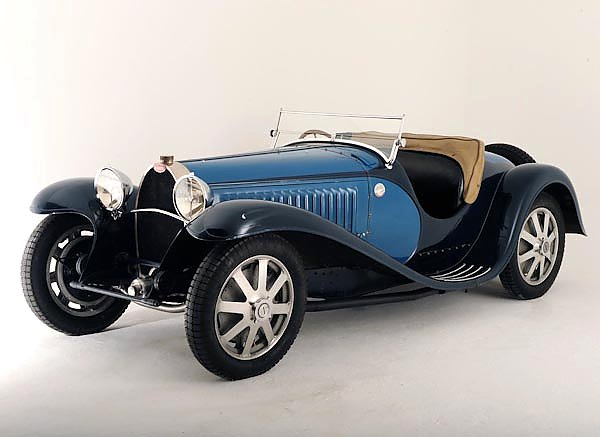 Bugatti Type 55 Super Sport Roadster '1932