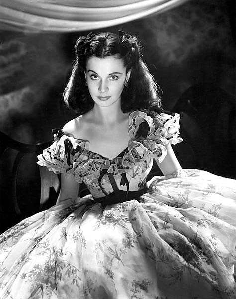 Leigh, Vivien (Gone With The Wind)A