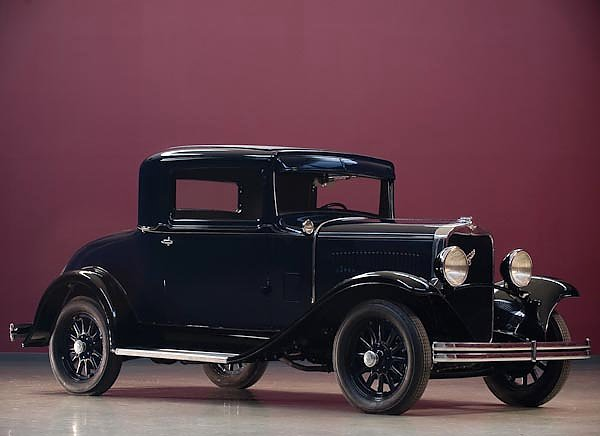 Dodge DD Business Coupe '1930