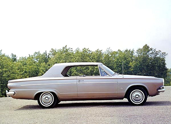 Dodge Dart GT 2-door Hardtop '1963