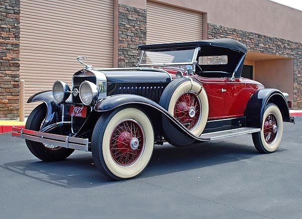 LaSalle Roadster '1927
