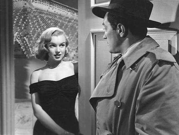 Monroe, Marilyn (Asphalt Jungle, The)