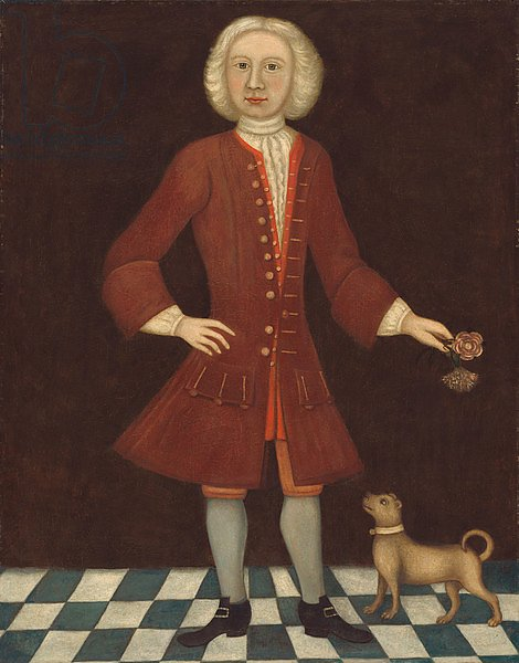 Portrait of Jonathan Bentham, c.1725 2