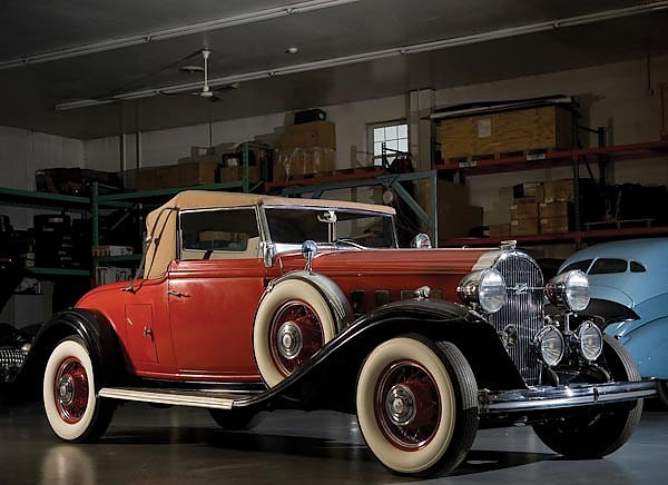 Buick 90 Convertible Coupe '1932