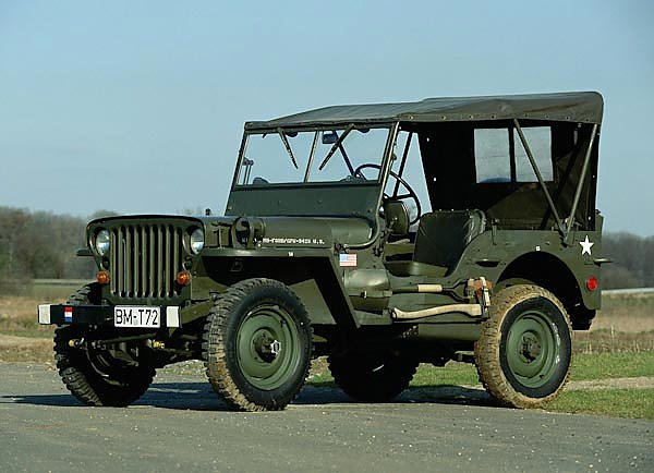 Willys MB Jeep '1942