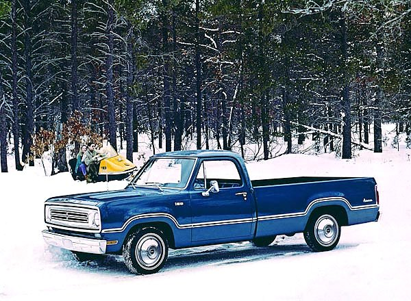 Dodge Adventurer Pickup '1972