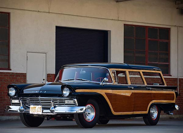 Ford Country Squire '1957