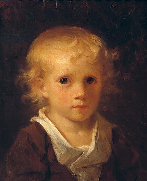 Portrait of a Child 2