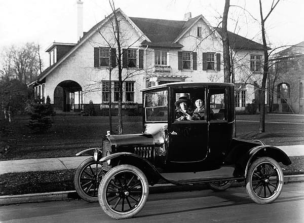 Ford Model T Coupe '1920