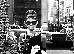 Постер Hepburn, Audrey (Breakfast At Tiffany's) 12
