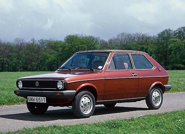 Volkswagen Polo (If) '1979–81