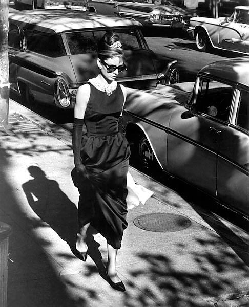 Hepburn, Audrey (Breakfast At Tiffany's) 3