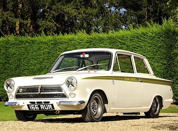 Ford Lotus Cortina (MkI) '1963–66