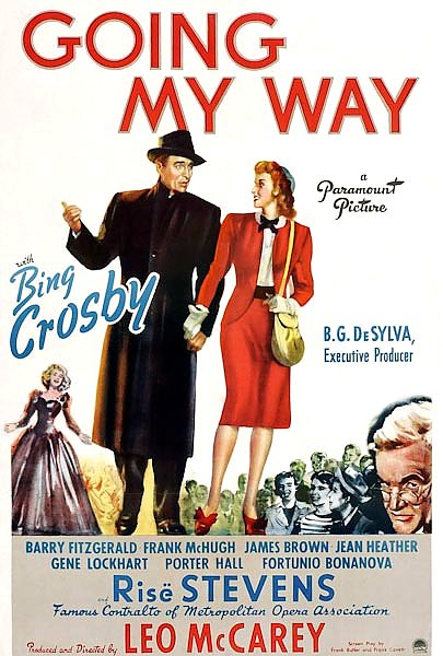 Poster - Going My Way