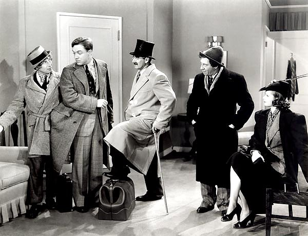 Marx Brothers (Room Service)