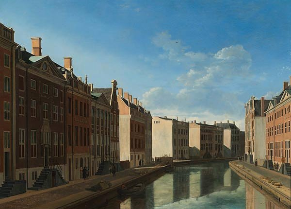 The Bend in the Herengracht