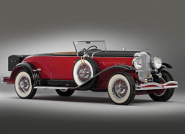 Duesenberg J 395 Convertible Coupe by Murphy '1931