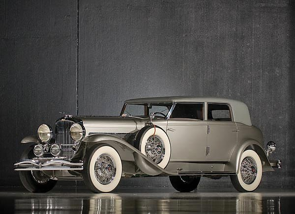Duesenberg J Torpedo Berline by Rollston '1932