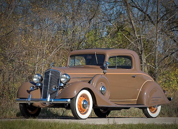 Chevrolet Master Sport Coupe '1934