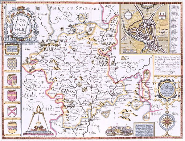 Worchestershire, 1611-12