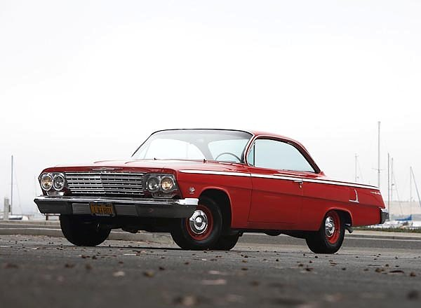 Chevrolet Bel Air 409 Sport Coupe '1962