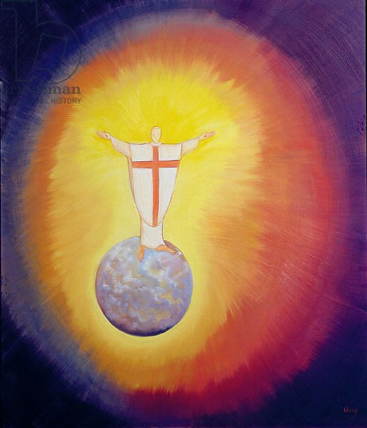 Jesus Christ is our High Priest who unites earth with Heaven, 1993