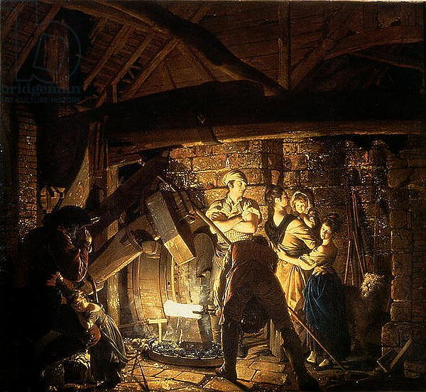 The Iron Forge, 1772