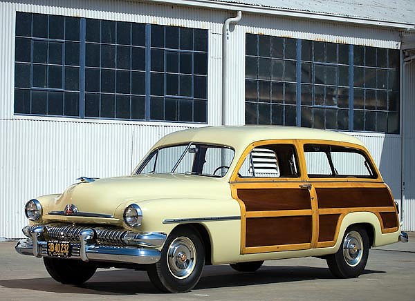 Mercury Station Wagon '1951