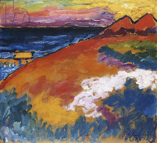 On the Ostsee; An der Ostsee, 1911